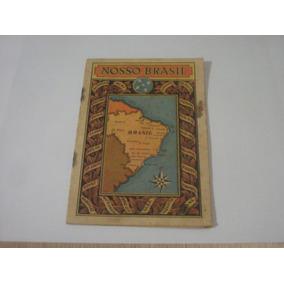 Almanaque De Farmácia: Nosso Brasil: Emulsão De Scott D 1934
