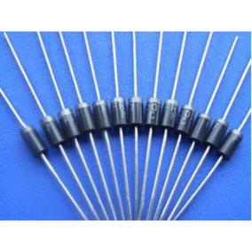 Diodo Retificador Fr207 Kit Com 10 Unidades