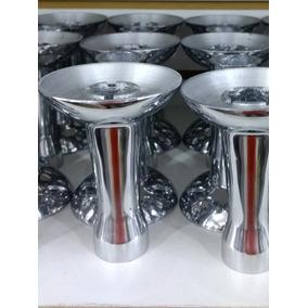 Rosh Aluminio Cinza Cabeça Narguile