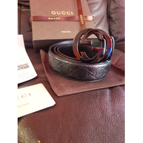 5e975a4cf80d2 Cinturon Gucci Original Hombre - Cinturones Hombre Gucci en Mercado ...