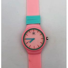 bee8ae1a5dd Relogio Adidas Feminino Rosa - Relógios no Mercado Livre Brasil
