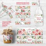 Kit Imprimible Día De La Madre Cumpleaños Desayuno Merienda