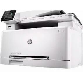 Impressora Hp Laserjet Pro Mfp M130fw Copia Scanner Fax 110v