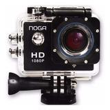 Noga Action Cam Sports Hd 720 Disp 2 Carcaza Con Accesorios.