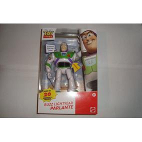 Toy Story Buzz Lightyear Parlante 20 Frases Y Sonidos c3ffc661829