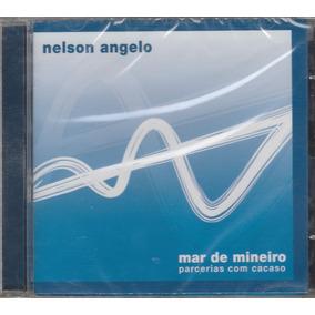 Nelson Angelo - Cd Mar De Mineiro - Parcerias Com Cacaso