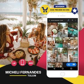 Micheli Fernandes - Tulum Presets: Lightroom + Acr + Mobile
