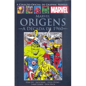 Marvel Origens, A Década De 60. Volume I.