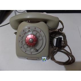 Telefone De Roda Antigo Ericsson Retrô