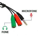 Adaptador P2 P3 Usar Microfone Lapela Em Celular Smartphone