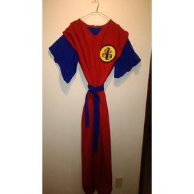 Disfraz De Goku De Felpa Para Halloween O Fiestas Infantiles