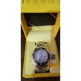 Relogio Invicta 23067 Pro Diver Platinum - A Prova D