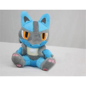 Pokemon Centro Pokémon: Lucario Rukario Felpa Juguete P-7179