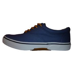 Tenis Sperry Halyard Cvo Blue (unico 25.5cm)