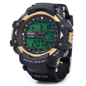 Relógio Masculino Anti Shock Esportivo 8338g Importado