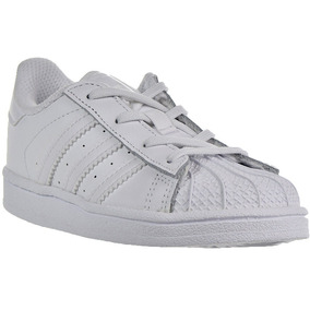 new products 63106 03e23 Kids 3 Original Infantil Tenis adidas Superstar Triple White
