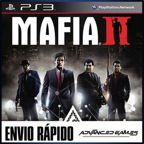 Mafia 2 Playstation 3 - Envio Rápido Digital Jogos Ps3 Psn