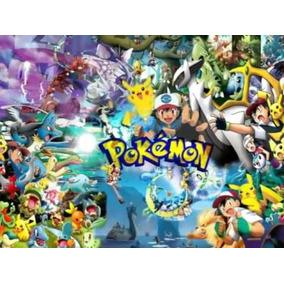 50 Cartas Pokemon Sol E Lua + 1 Brilhante - Sem Repetidas