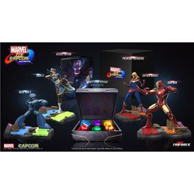 Juego Marvel Vs Capcom Inf Collector Xbox One Ibushak Gaming