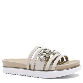 3b407f997 Sandalia Plataforma Tanara - Sapatos Branco no Mercado Livre Brasil