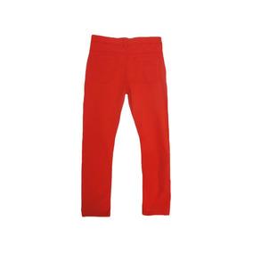 Pantalón Marca Convoy Color Naranja Intenso