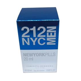 8870b4fde 212 Pills Kit - Perfumes Importados Carolina Herrera no Mercado ...