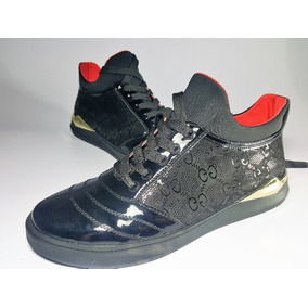 Sneakers Zapatos Tenis Guccii