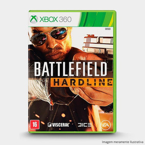 Battlefield Hardline - Original Para Xbox 360 Novo