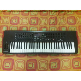 Controlador Midi Novation Impulse 61 Con Estuche Blando