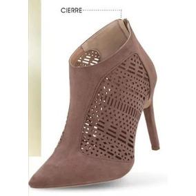 de7df6db Zapatos Flexi Botin Fl76703 - Botas y Botinetas Cklass de Mujer ...