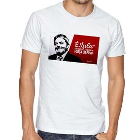 f8389ec26 Camisa Do Corinthians Força Lula - Camisetas Manga Curta no Mercado ...