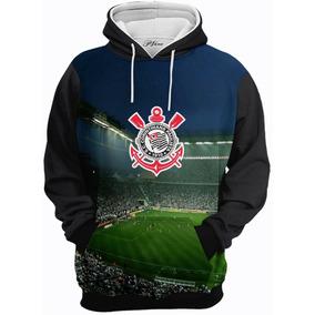 6229043f80db4 Blusa De Frio Moletom Arena Corinthians