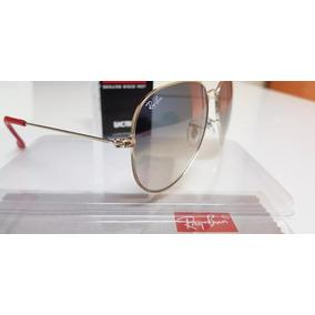 ecd90a0c8dee7 Ray Ban Azul Claro Degrade De Sol Oculos - Óculos De Sol no Mercado ...