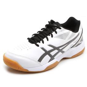 Tenis Asics Gel Toque Br Futsal Tenis Volei Masculino Branco