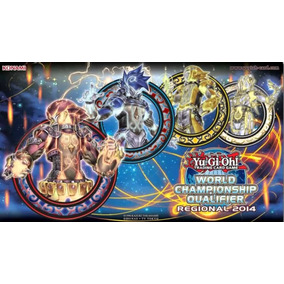 Playmat Konami 2014 Nationas Wcq Bujin - Colyseum