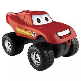 Carrinho Vermelho Racer 55 Dismat