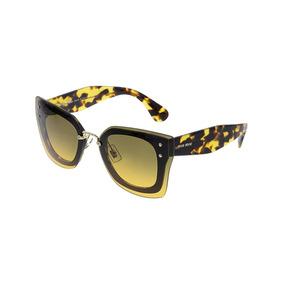 Oculos Miu Miu Mui 04rs De Sol - Óculos no Mercado Livre Brasil 5c7238317b