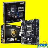 Mainboard H110m 7ma G. Intel Core I3 I5 I7 Asus Gigabyt Ddr4