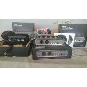 Placa Interface M Audio Mobile Pre Mk2 Pro Tools Usada