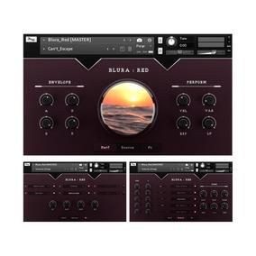 Sound Aesthetics Sampling - Blura Red V1