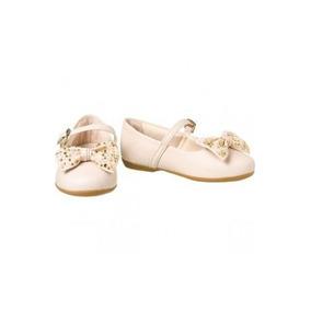 4615dc64a Sapato Infantil Menina Pampili - Sapatos Creme no Mercado Livre Brasil