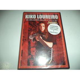 Kiko Loureiro - Os Melhores Solos E Riffs Do Angra Dvd
