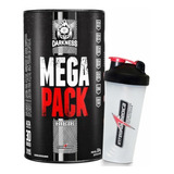 Mega Pack Hardcore 30 Packs + Shaker - Integralmedica