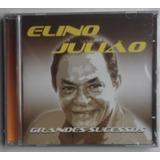 Cd Elino Julião Grandes Sucessos Raro P/colecionador