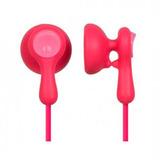 Panasonic Audifonos Ipod Mp3 Celulares Pc Rp-hv41pp-pb Rosa