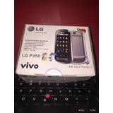 Celular Lg P350 Zero Em Caixa Lacrada De Fabrica