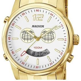 ae5f9fc3a5 Relogio Magnums Masculino - Relógio Magnum Masculino em Paraná no ...
