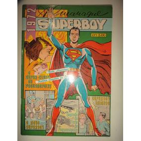 Almanaque Superboy 1972 Editora Ebal Excelente