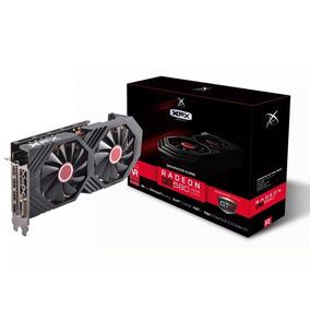 Placa De Vídeo Amd Radeon Rx 580 Gts 4gb Ddr5 Xfx Games