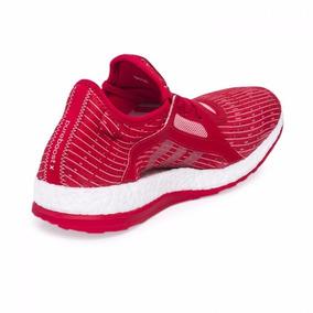 release date: b4fe0 c6325 Zapatillas adidas Original Pure Boost X W Rojo